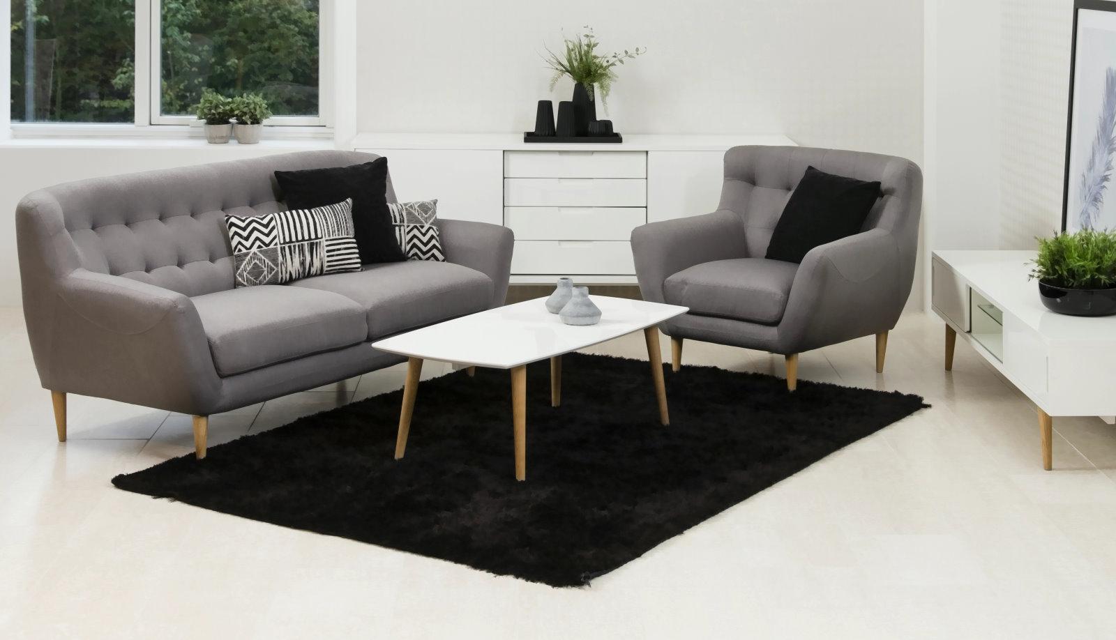 pkline fernsehsessel osmund sessel grau loungesessel. Black Bedroom Furniture Sets. Home Design Ideas
