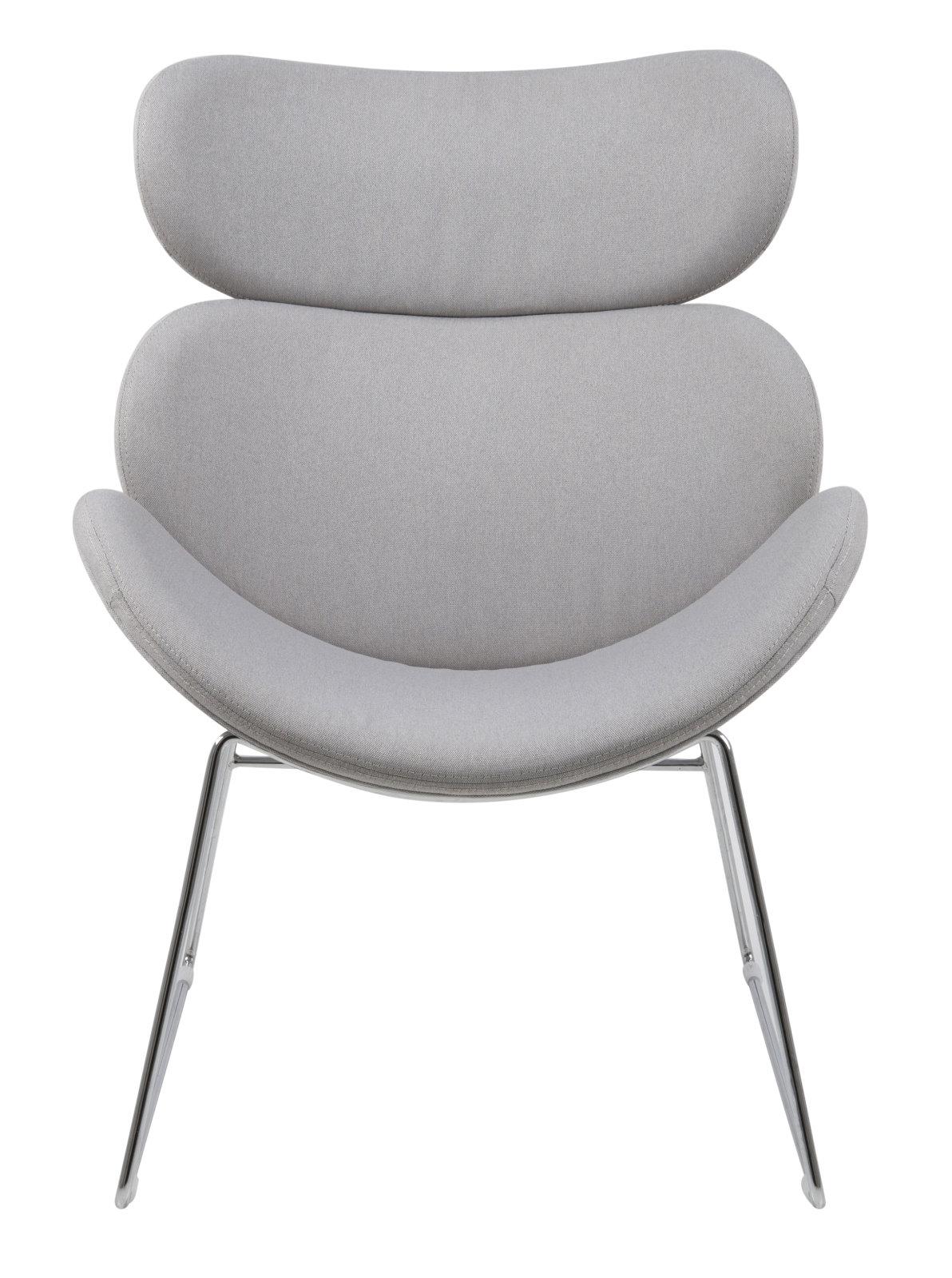 pkline relaxsessel cazy in hellgrau sessel ruhesessel m bel wohnen st hle hocker. Black Bedroom Furniture Sets. Home Design Ideas